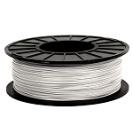 ABS White Filament 1kg spool