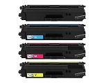 Compatible Brother© TN339-AVP [Value Pack] B,C,M,Y Toner Cartridges