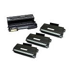 Compatible Brother 520/580-AVP [Value Pack] 1-Drum, 3 Toner Cartridges