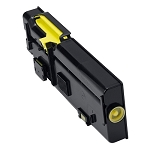 Compatible Dell 593-BBBR [Yellow] Toner Cartridge