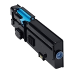 Compatible Dell 593-BBBT [Cyan] Toner Cartridge