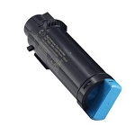 Compatible Dell 593-BBOX [Cyan] Toner Cartridge