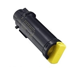 Compatible Dell 593-BBOZ [Yellow] Toner Cartridge