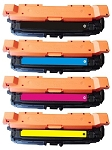 Compatible for HP 307A-AVP [Value Pack] B,C,M,Y Toner Cartridges