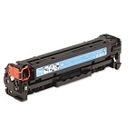 Remanufactured Cyan Toner Cartridge for HP© 304A [CC531A]