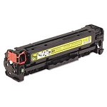 Remanufactured Yellow Toner Cartridge for HP© 304A [CC532A]