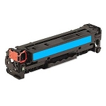 Remanufactured Cyan Toner Cartridge for HP© 410A [CF411A]
