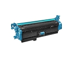 Remanufactured Cyan Toner Cartridge for HP© 508X [CF361X]
