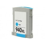 Compatible Ink Cartridge for HP© C4907AN [940XL] Cyan