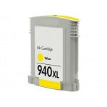 Compatible Ink Cartridge for HP© C4909AN [940XL] Yellow