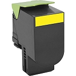 Compatible Lexmark CL701HY0 [Yellow] Toner Cartridge