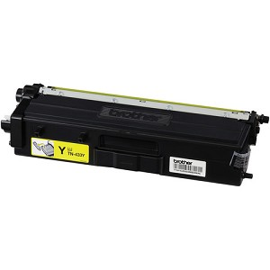 Compatible Brother© TN433Y [Yellow] Toner Cartridge