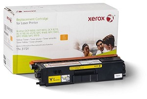 Replacement Xerox Toner Cartridge for Brother© TN-315Y [Yellow]