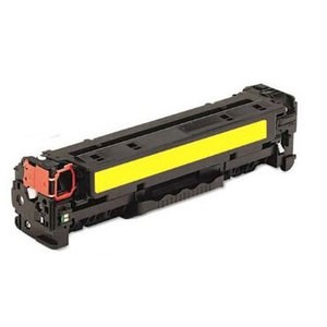 Remanufactured Yellow Toner Cartridge for HP© 410X [CF412X]